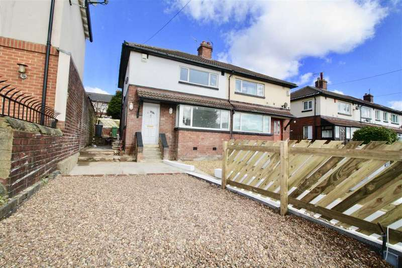 3 Bedrooms Semi Detached House for sale in Kirkstall Road, Kirkstall, Leeds