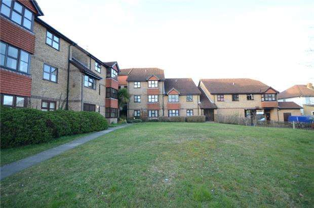 1 Bedroom Apartment Flat for sale in Ryde Court, Newport Road, Aldershot