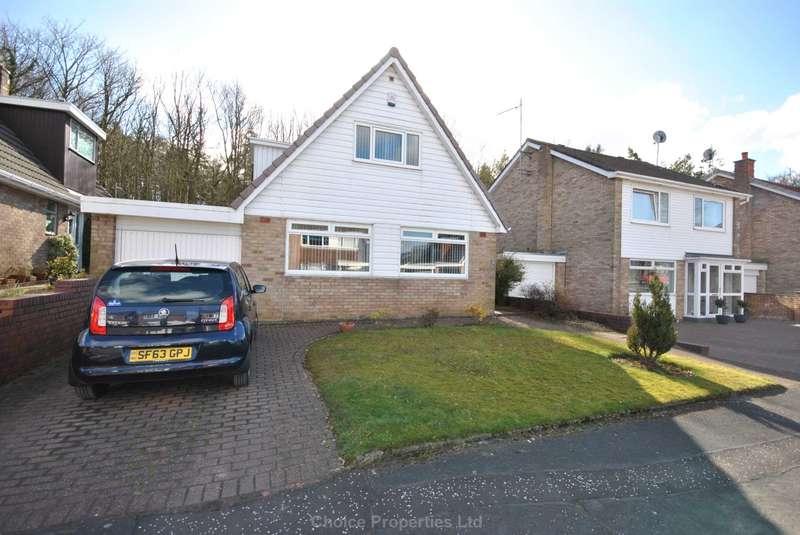 4 Bedrooms Detached House for sale in Woodlands Grove, Kilmarnock, KA3 1TZ