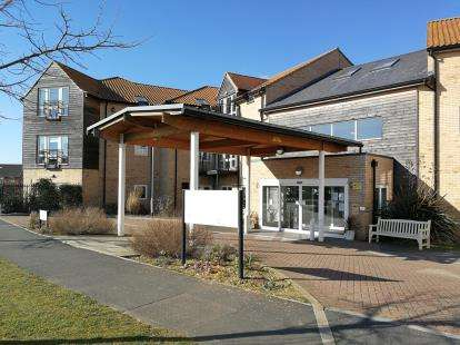 1 Bedroom Retirement Property for sale in Airfield Road, Bury St. Edmunds, Suffolk