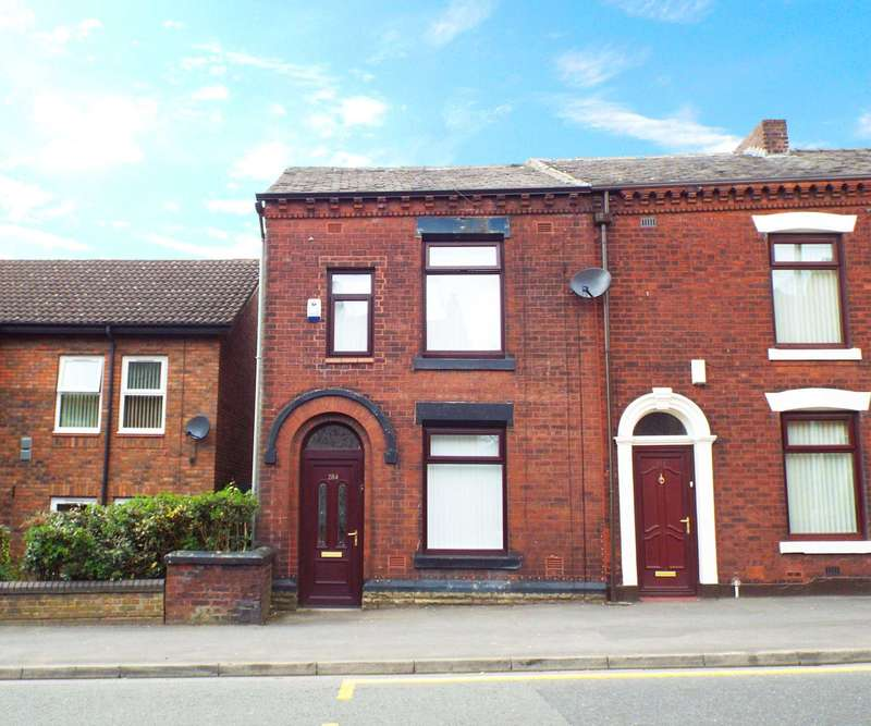 3 Bedrooms End Of Terrace House for sale in Hollins Road, Hollinwood