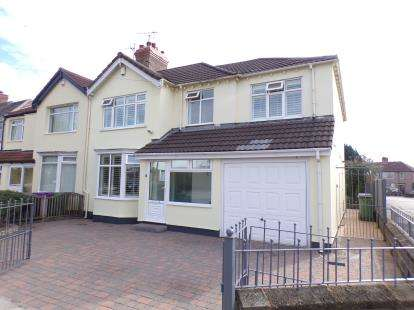 4 Bedrooms Semi Detached House for sale in Linkstor Road, Liverpool, Merseyside, L25