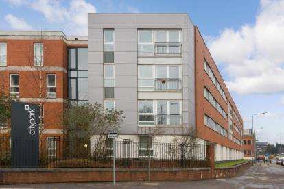 2 Bedrooms Flat for sale in Hanson Park, Dennistoun