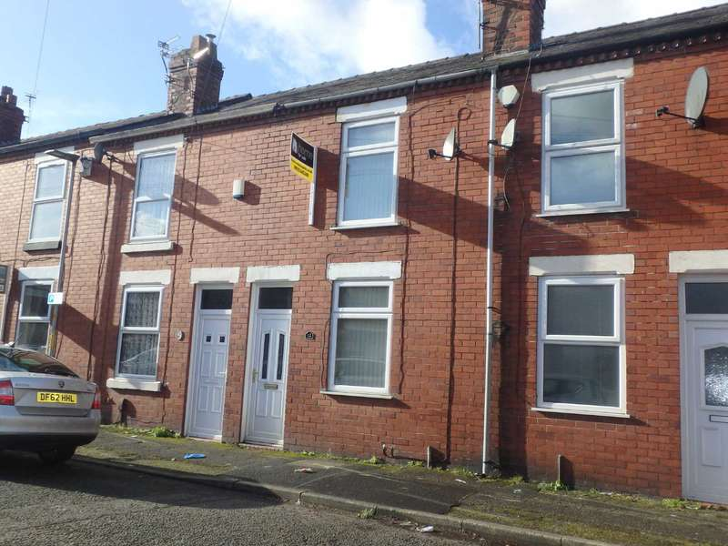 2 Bedrooms Terraced House for sale in Brighton Street, Warrington