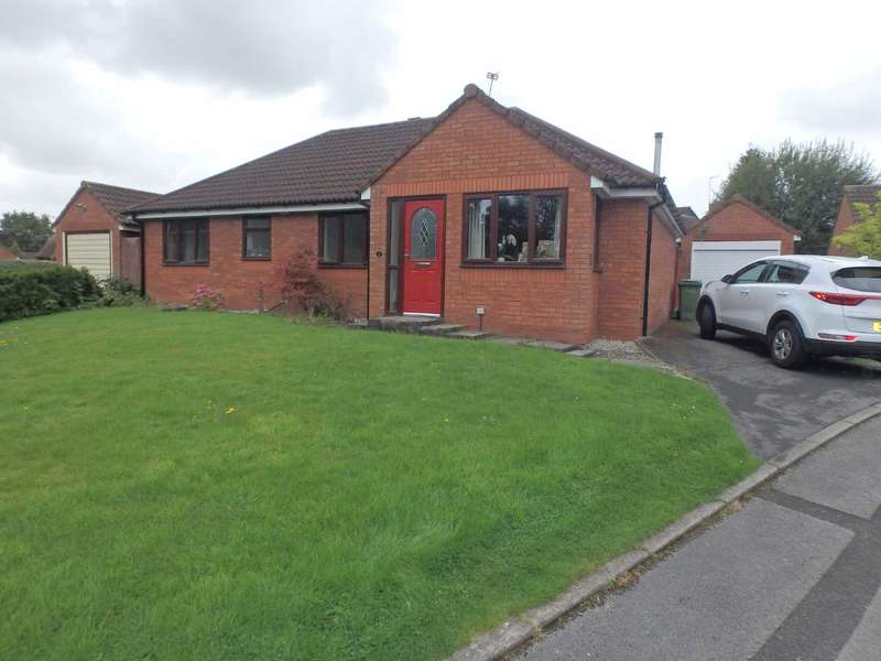 3 Bedrooms Bungalow for sale in Ledyard Close, Old Hall