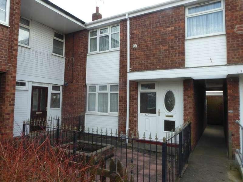 3 Bedrooms House for sale in Blythorpe, Orchard Park Estate, Hull, HU6 9HG