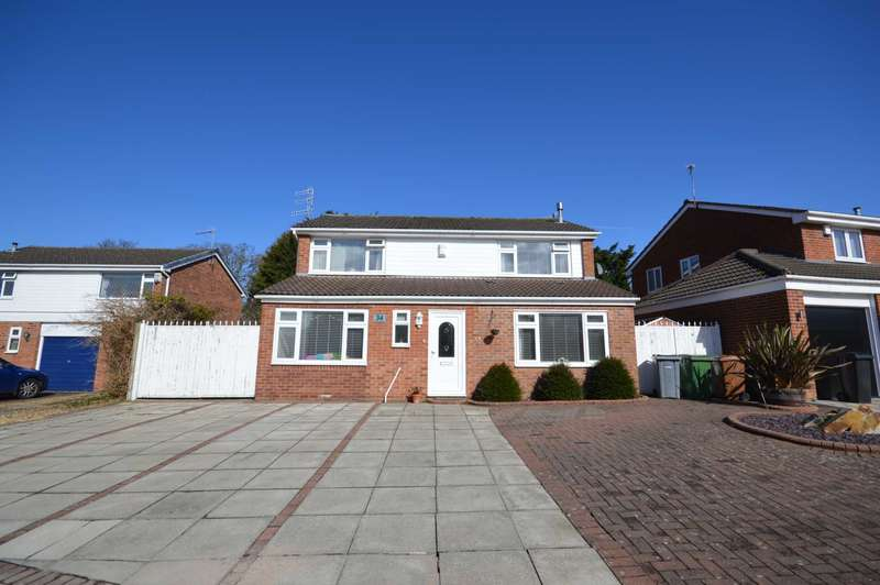 4 Bedrooms Detached House for sale in Donne Avenue, Spital