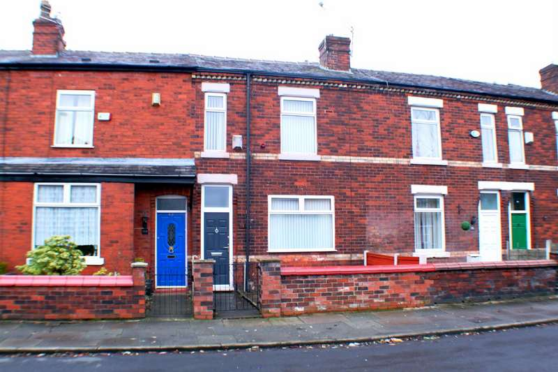 2 Bedrooms Terraced House for sale in Hardy Street, Eccles, Manchester