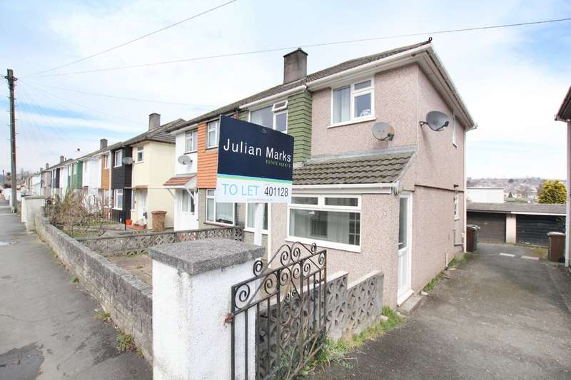3 Bedrooms Semi Detached House for rent in Plympton, Plymouth