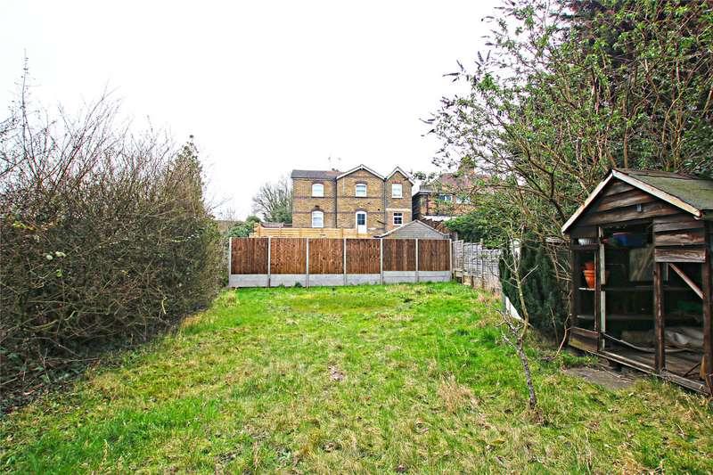 2 Bedrooms Semi Detached House for sale in Sheerwater Cottage, Sheerwater Road, West Byfleet, Surrey, KT14