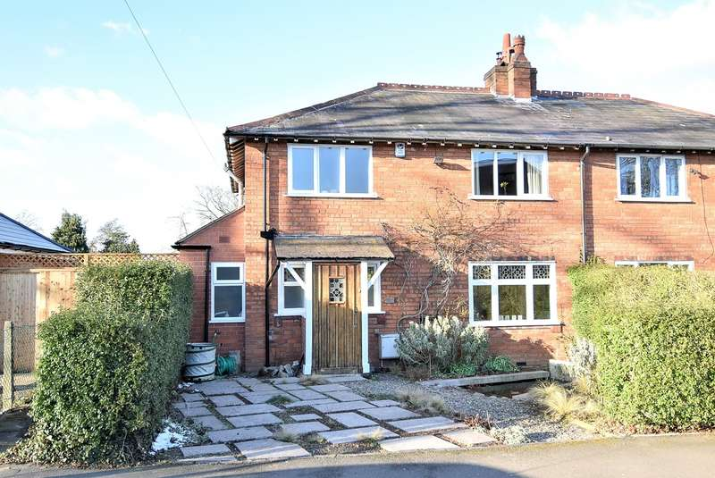 3 Bedrooms Semi Detached House for sale in Franklin Road, Bournville, Birmingham, B30