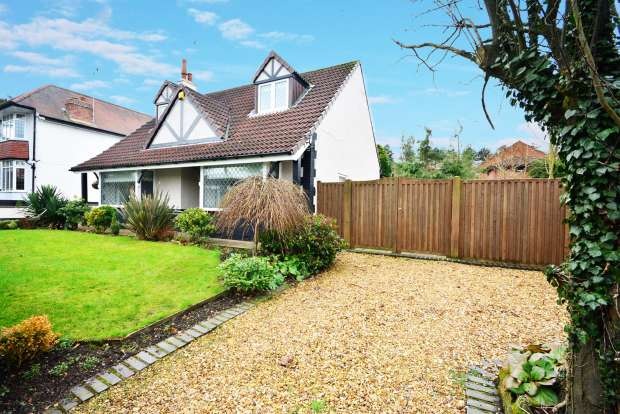 4 Bedrooms Detached House for sale in Nottingham Road,, Mansfield, Nottinghamshire, NG18 4SH