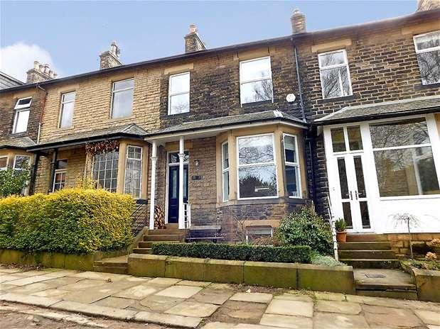 4 Bedrooms Terraced House for sale in Plevna Terrace, Bingley