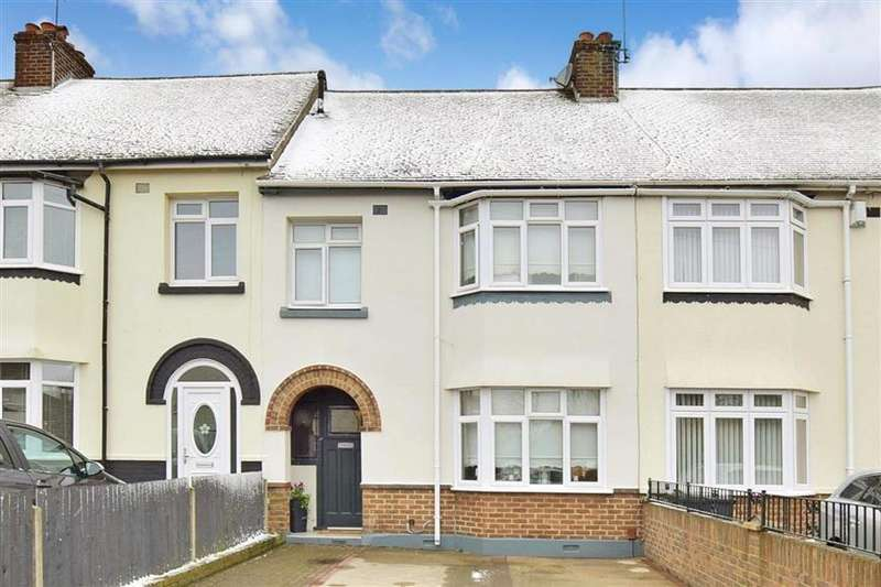 2 Bedrooms Terraced House for sale in West Park Road, Maidstone, Kent
