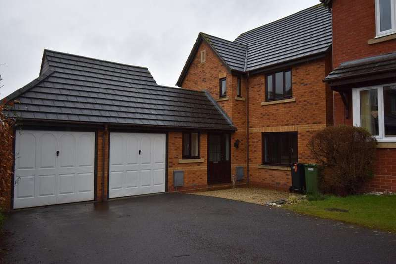 4 Bedrooms Detached House for rent in Godiva Road, Leominster