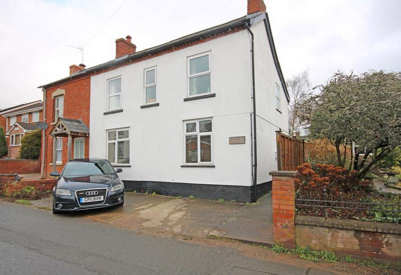 3 Bedrooms Semi Detached House for sale in Victoria Road, Ledbury, HR8