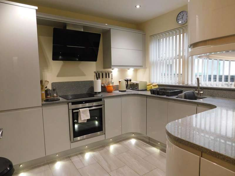 3 Bedrooms Mews House for sale in The Rookery, Brogden Street, Ulverston la12 0db