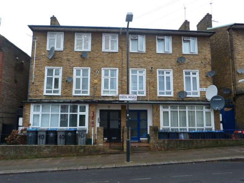 1 Bedroom Apartment Flat for sale in Cecil Road, London