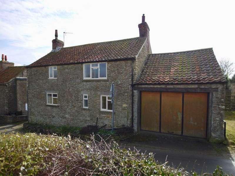 3 Bedrooms Cottage House for sale in Estate Cottage, North Back Lane, Terrington YO60 6NS