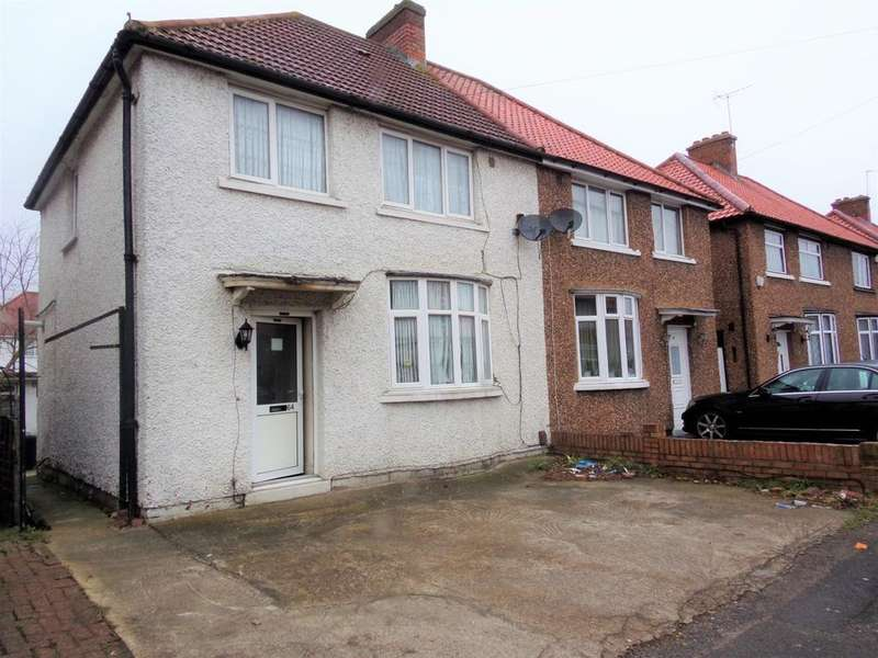 3 Bedrooms Semi Detached House for sale in Commonwealth Avenue , Hayes, Greater London UB3