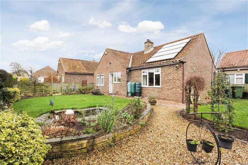 3 Bedrooms Bungalow for sale in Appleby Close, Aldbrough St John, North Yorkshire