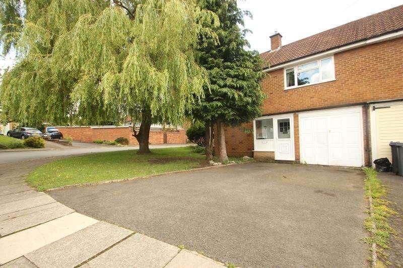 3 Bedrooms Semi Detached House for sale in Presthope Road, Bournville , West Midlands