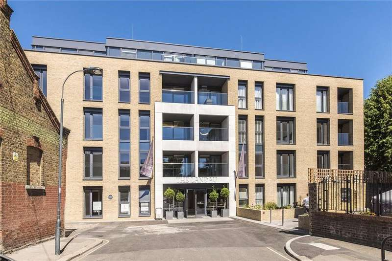 3 Bedrooms Flat for sale in Landau Apartments, 72 Farm Lane, London, SW6