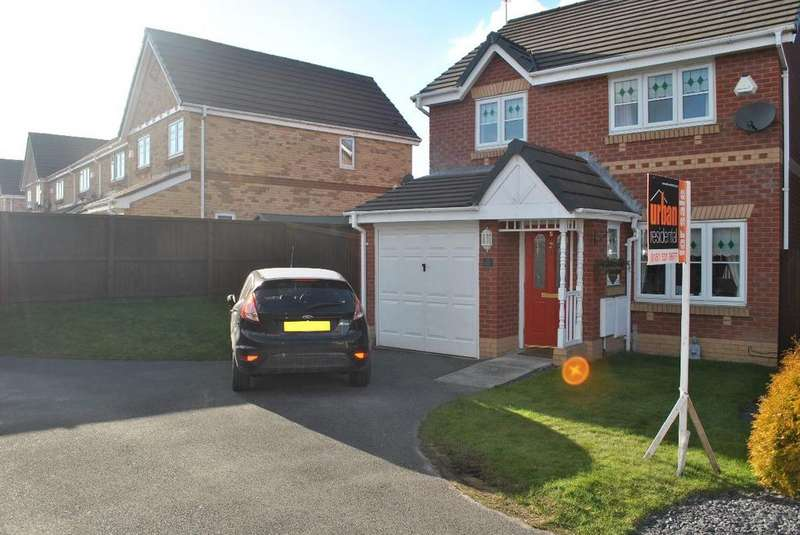 3 Bedrooms Detached House for sale in Caplin Close, Littledale