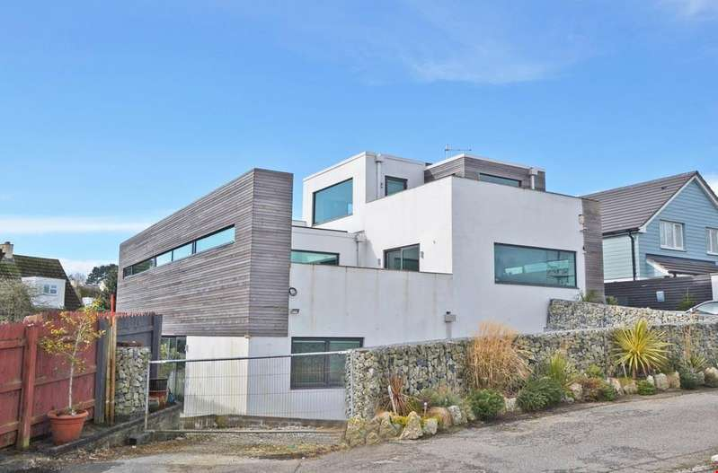 5 Bedrooms Detached House for sale in Fowey, Cornwall, PL23