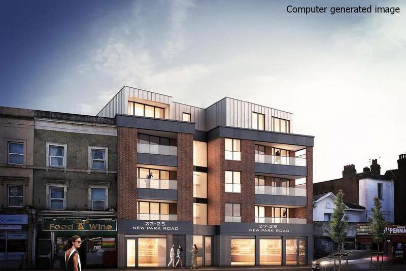 2 Bedrooms Flat for sale in New Park Road, Brixton
