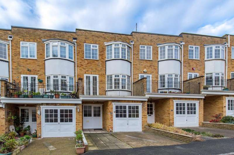 4 Bedrooms Terraced House for sale in Seymour Square, Kemp Town, Brighton