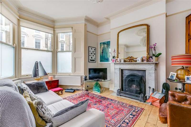 4 Bedrooms House for rent in Albion Road, Islington, London