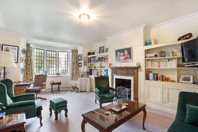 6 Bedrooms Unique Property for sale in Ravenscroft Avenue, Golders Green, London, NW11