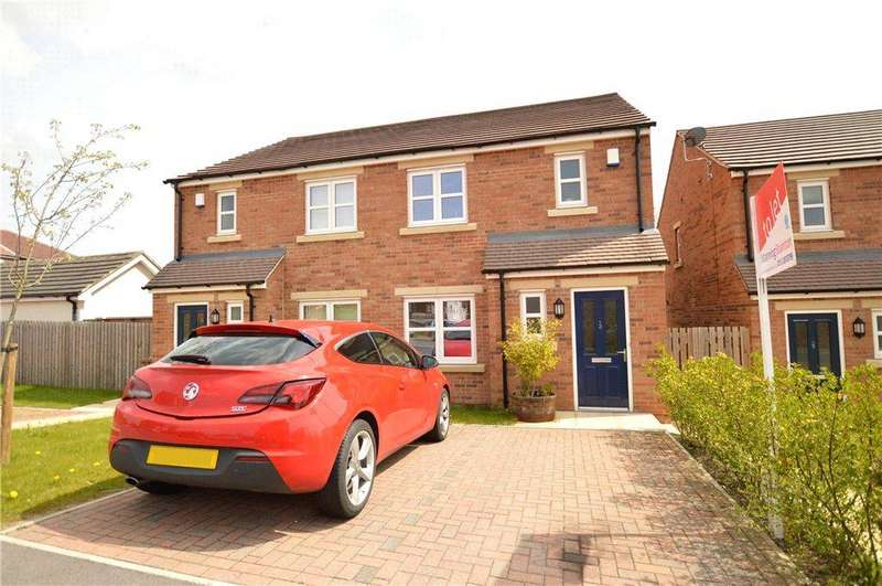 3 Bedrooms House for rent in Barley Fields Close, Garforth, Leeds