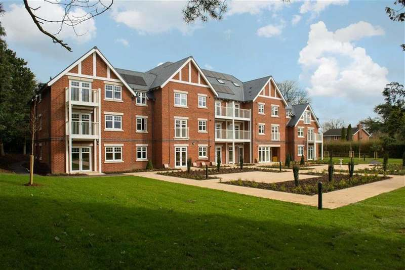 1 Bedroom Apartment Flat for sale in 16 Clock Gardens, Stockwell Road, Tettenhall, Wolverhampton, West Midlands, WV6