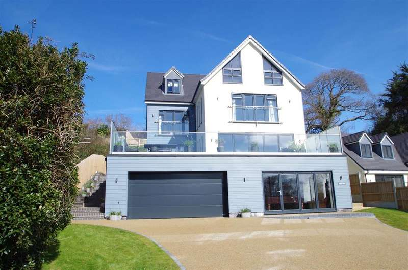 6 Bedrooms Detached House for sale in Higher Park Road