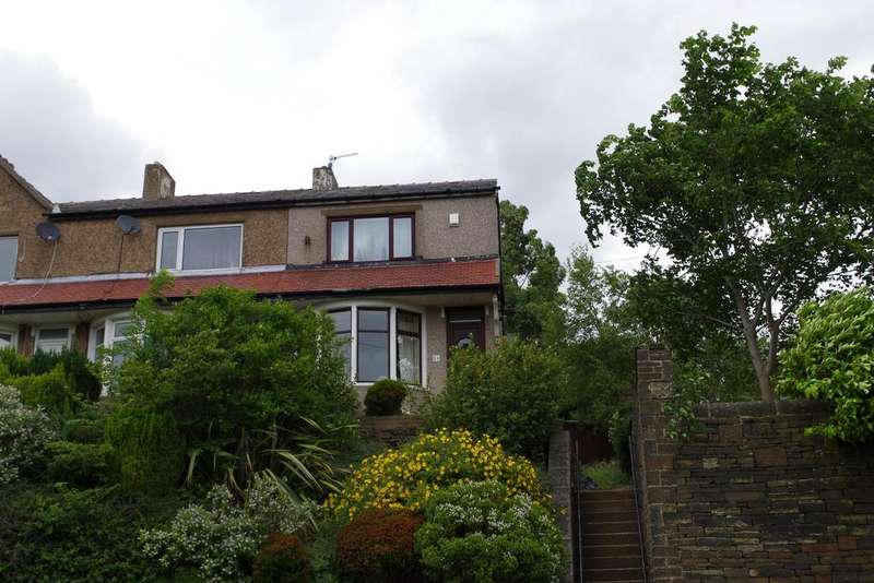2 Bedrooms Town House for sale in Roils Head Road, Norton Tower, Halifax HX2