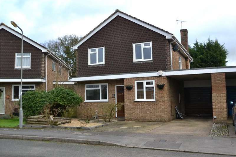 4 Bedrooms House for rent in Partridge Close, Chesham, Bucks, HP5