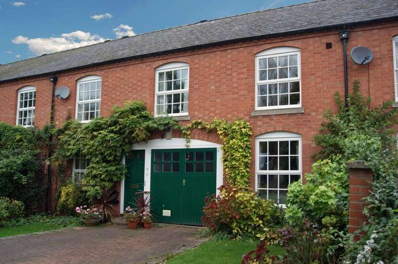 3 Bedrooms House for sale in Berrington Mews, Tenbury Wells, WR15