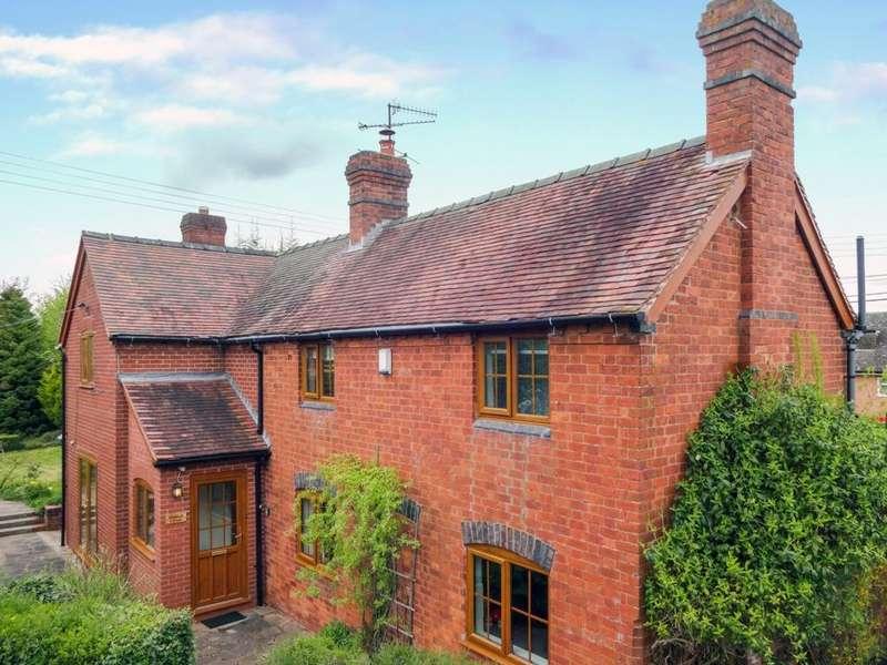 3 Bedrooms Detached House for sale in Berrington Road, Tenbury Wells, WR15