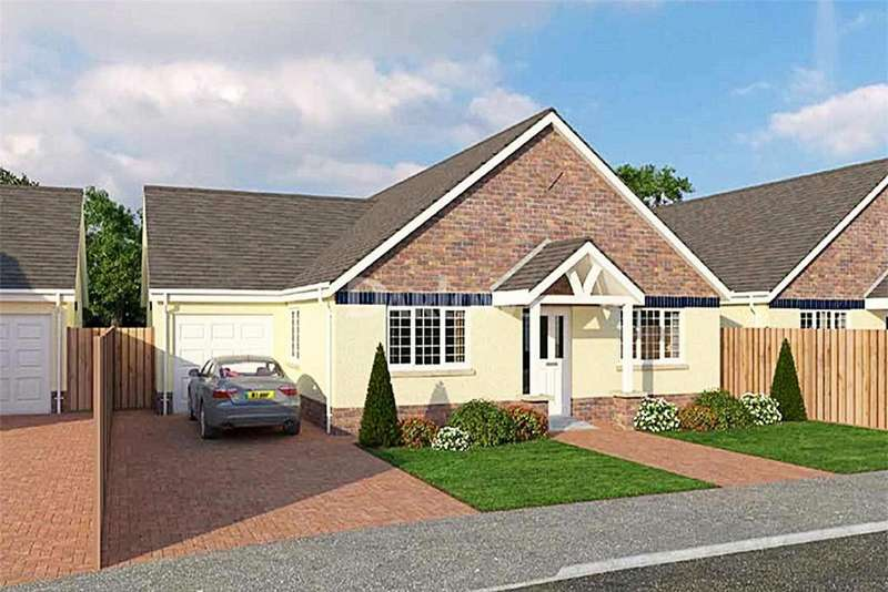 3 Bedrooms Bungalow for sale in Plot 11 Cennen, Glanfryn Court