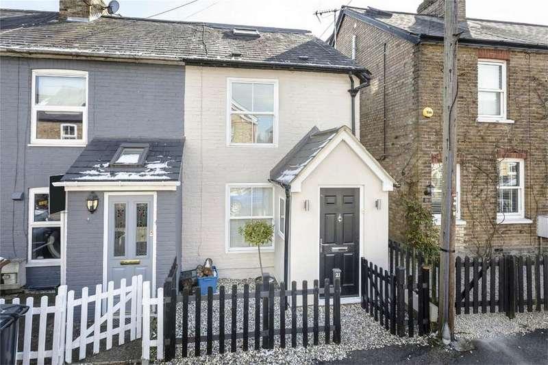 3 Bedrooms End Of Terrace House for sale in East Road, BISHOP'S STORTFORD, Hertfordshire