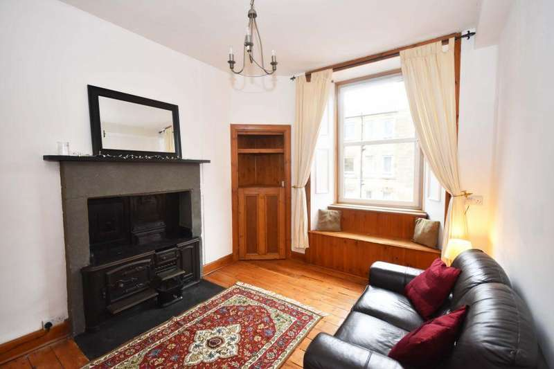 1 Bedroom Flat for sale in 6/11 Smithfield Street, Edinburgh, EH11 2PJ
