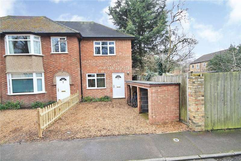 2 Bedrooms End Of Terrace House for sale in Scotland Close, Cambridge, CB4