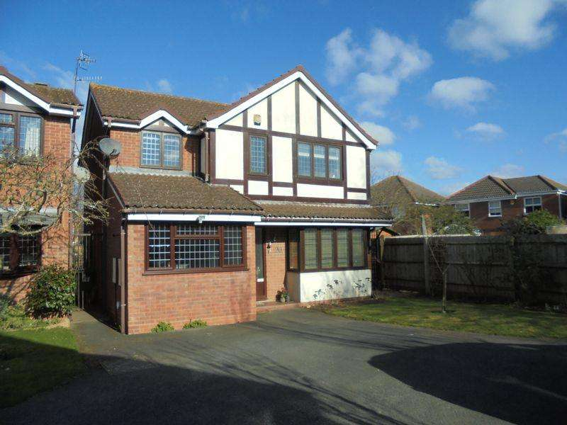 4 Bedrooms Detached House for sale in The Heathers, Evesham