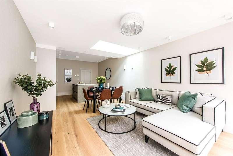 3 Bedrooms Flat for sale in Uxbridge Road, Ealing, London, W3