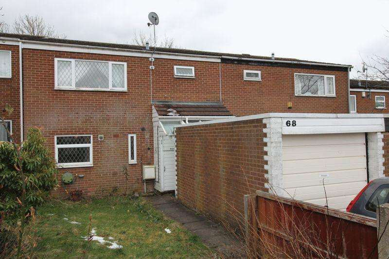 4 Bedrooms Terraced House for sale in Burnside, Brookside, Telford