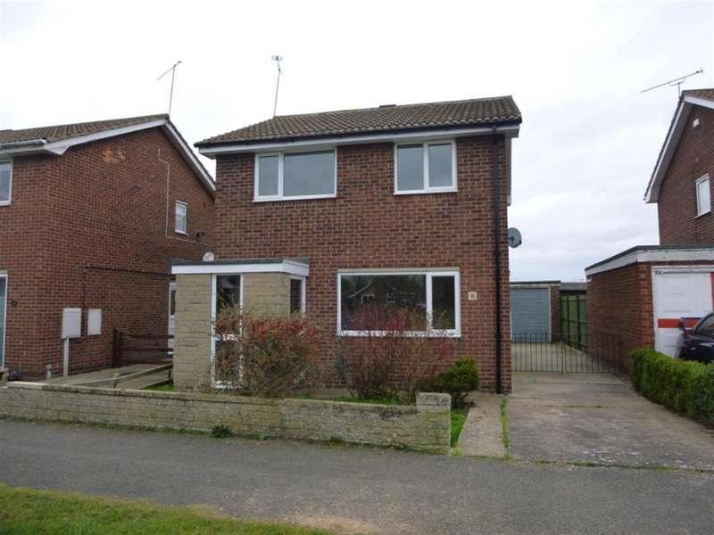 3 Bedrooms Detached House for rent in Glen Eagles Way, Retford, DN22 7DP