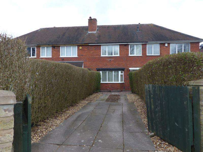 3 Bedrooms Terraced House for sale in Somercotes Road, Great Barr