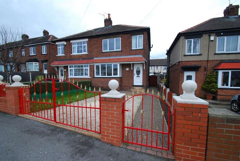 3 Bedrooms Semi Detached House for sale in Wakefield Road, Barnsley s71